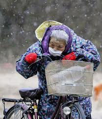 Bicycling Elder