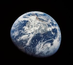 First Photo Taken of Earth