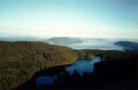 Mountain View Orcas Island